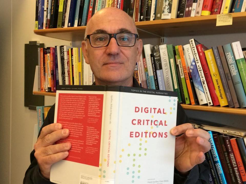 Una introducción a las ediciones críticas digitales | Humanidades ...